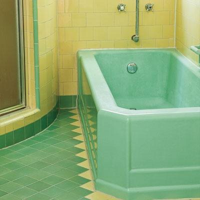 Creative Art Deco Bathroom Designs  Home Designs Project